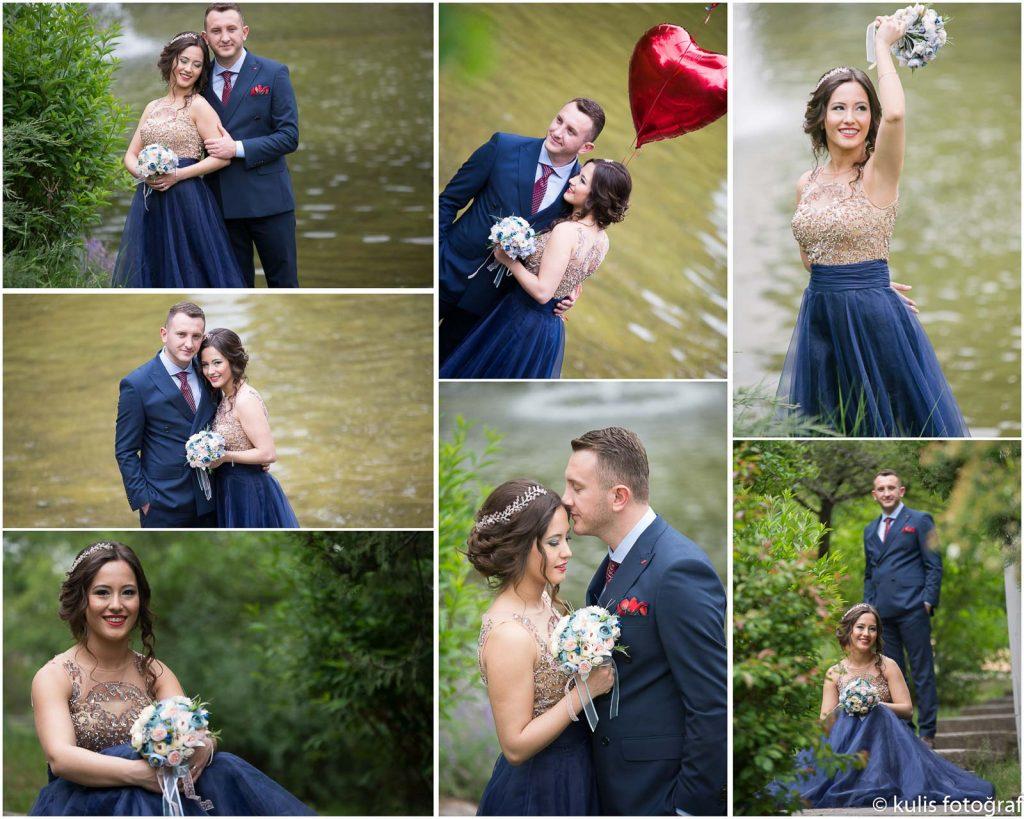 Düğün çekim mekanları ankara botanik parkı 2