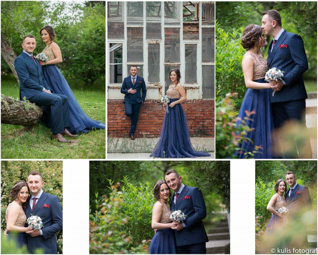 Düğün çekim mekanları ankara botanik parkı 1