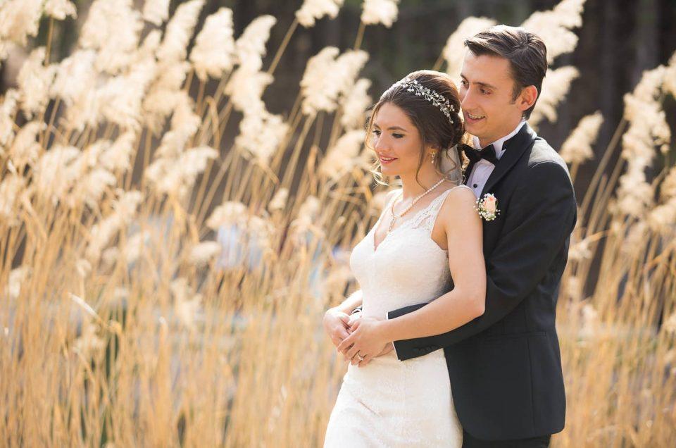 Orman Teması Arayanlara | Yeşil Vadi Beytepe'de Düğün Fotoğrafı Çekimi